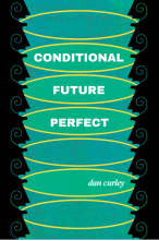 Dan Curley poetry book cover by S.L. Johnson
