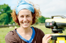 Beth Greene photo portrait