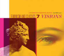 poster for Visions: Feminism and Classics 7