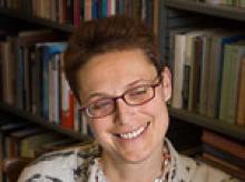 Leslie Kurke academic portrait