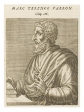 Varro: early modern imaginary portrait