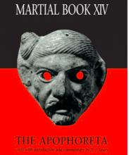 Martial Apophoreta ed. Leary cover