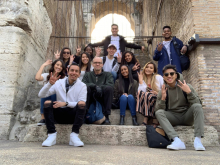 OMA&D Rome Program 2019