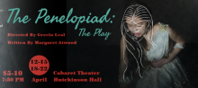 poster for the play The Penelopiad