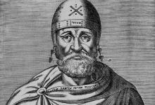 portrait of Philo of Alexandria