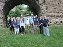 Classical Seminar in Rome Students 2016