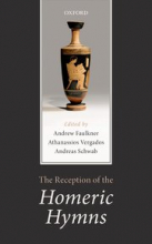 Reception of Homeric Hymns