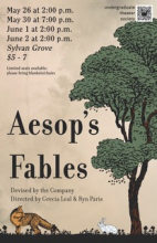 Aesop's Fable poster
