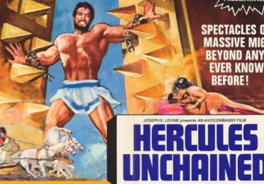 Hercules Unchained Movie Poster