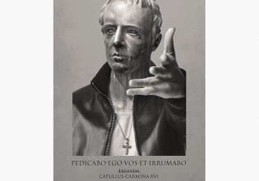 """Catullus meme """"Pedicabo ego vos et irrumabo"""""""