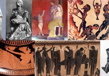 Greek and Roman art objects