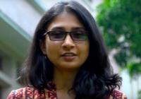 portrait of Muditha Dharmasiri