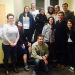 cast of undergraduate theater society Medea 2017