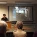 Sarah Levin-Richardson lectures at Stanford